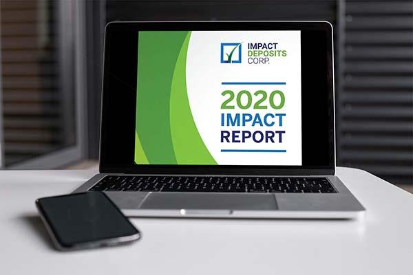 2019 Social Impact Report Graphic